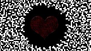 【衝撃】恋をしている人だけハートが動いて見える画像がスゴイ!