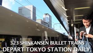 【感動】東京取材の外国人記者が大絶賛! 新幹線の清掃動画『7分間の奇跡 』が話題