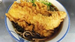 JR中野駅前で開業40年の歴史ある立ち食いそばで感動する / かさい