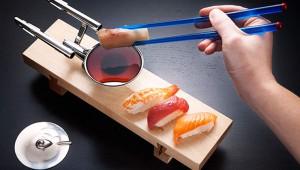 『スター・トレック』と寿司が公式にコラボ! エンタープライズ号が醤油皿に(笑)