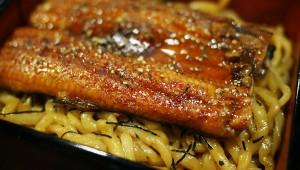 【至高】ウナギの油そば『うなとろ重』が革命的な美味しさ / 麺や庄の