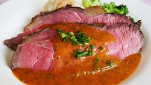 厚切り高級ローストビーフの限定ランチが1000円で食べられるぞぉおおお! フォッセ