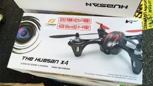 【衝撃】秋葉原で高性能ドローンが激安で投売り! 4GBメモリ付きHDカメラ搭載で9999円(笑)!