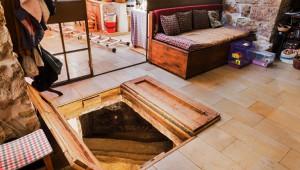 さすがエルサレム!自宅の地下から2000年前の古代ユダヤ教で使われた風呂が出土