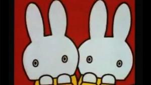 【衝撃】エヴァンゲリオンをミッフィーのアニメで表現した動画が凄い! ファンから大絶賛