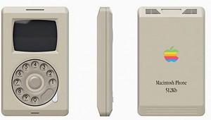 アップルのスマホ『Macintosh Phone』が凄い!
