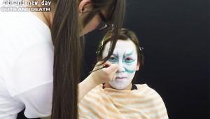 【激カワイイ】歌舞伎のメーキャップアーティスト女子が絶妙にカワイイのだが(笑)
