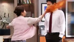 【衝撃】韓国人が韓国人をキムチで殴る韓国ドラマが凄い(笑)!