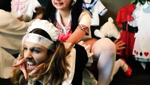 【衝撃】美少女とオッサンのアイドルグループ『LADY BABY』がヤバイ! 新曲『ニッポン饅頭』発売(笑)