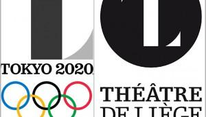 【炎上】東京オリンピックのマークにパクリ疑惑! ベルギーの劇場のものと酷似