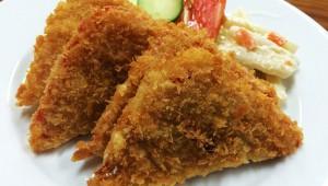 【激ウマ】安倍総理がわざわざ食べに行く田中食堂の「ハムカツ定食」が激ウマすぎてヤバイ!!