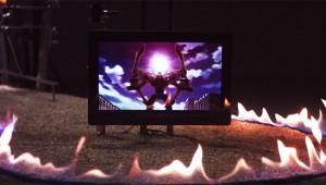 【衝撃】アニメとカラクリを組み合わせた動画が凄すぎる! まさにピタゴラスイッチ(笑)