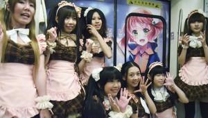 【衝撃】台湾の地下鉄が萌え痛電車「高捷少女痛車」を走らせてるぞ! やりすぎだろコレ(笑)!