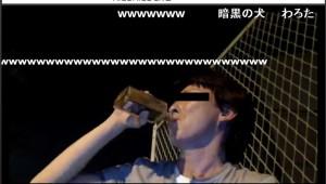 【激怒】27時間テレビ乱入で会社クビの男 / ニュース記者に強い恨み! 路上で高濃度アルコールを飲酒し号泣!