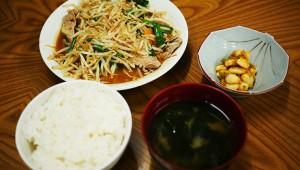 【孤独のグルメ】東京都清瀬市のもやしと肉のピリ辛イタメ / みゆき食堂