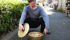 【最強グルメ】これがラーメン二郎の超大盛り『鍋二郎』だ! その注文方法を伝授