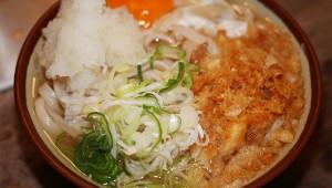 【孤独のグルメ】東京都豊島区池袋の西武デパート屋上のさぬきうどん / かるかや