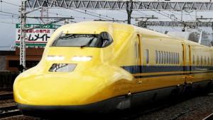 【朗報】普通は絶対に乗れない新幹線『ドクターイエロー』に乗れるイベント開催決定!