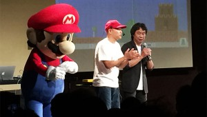 【衝撃事実】ついに任天堂公式のマリオの本名が判明! 任天堂の代表取締役・宮本茂氏が明かす