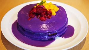 ハロウィン仕様のパンケーキがホラーすぎて大人気 / エッグスンシングス