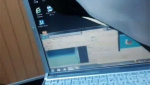 【炎上】ノートパソコンが破壊! イケメンが歌舞伎町でナンパしながらネット生放送して暴力騒動