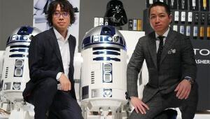 映画『スター・ウォーズ』R2-D2仕様の映画再生可能な移動型冷蔵庫が発売! お値段なんと激安998000円