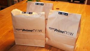 【衝撃】たった1時間で商品が届くAmazon『Prime now』を使ってみた! 本当にすぐ届いた(笑)