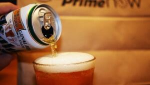 【衝撃】Amazonが1時間でキンキンに冷えたビールを届けてくれるぞ(笑)! マジPrime now最高!