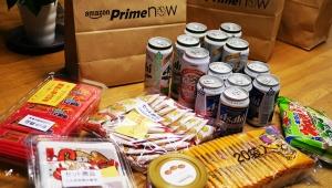 【必見】たった1時間で商品が届く Amazon Prime now 激ウマお菓子ランキングトップ5