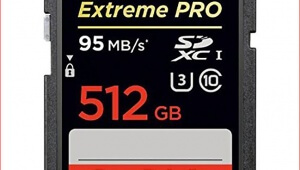 【究極】512GBのSDカードがマジで凄い! でもお高いんでしょう? お値段16万円です(笑)
