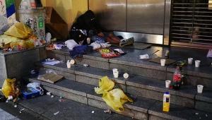 【炎上】ハロウィン参加者がゴミ放置で住民激怒 / 渋谷がゴミの山でブチギレ「ひどい仕打ちだ」