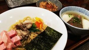 牡蠣好きだからこそ食べておきたいラーメン屋の牡蠣の塩つけ麺 / 麺や庄の