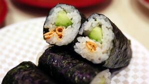 【激ウマ】お菓子の「柿の種」の寿司が大人気 / 魚べい 渋谷道玄坂店