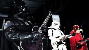 【必見】スターウォーズ音楽をダースベイダー率いる銀河帝国が演奏 / JJエイブラムスに敬意を表して