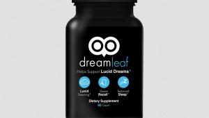 Amazonで「夢を見ている事を自覚できるようになるサプリ」がバカ売れ / ドリームリーフ