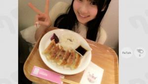 【異例】HKT48メンバーがAKB48カフェの餃子ライスに苦言 / 料理からアイドル要素を感じられず