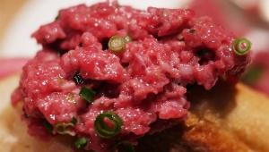 【絶品グルメ】世界一美味しいと評価された肉屋のタルタル / ユーゴデノワイエ