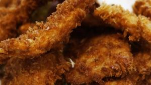 【激ウマ】神保町でいちばん愛されている食堂のミックスフライ定食 / キッチン マミー