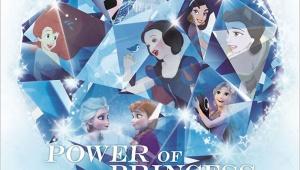 松屋銀座に夢の国一色に。全国を巡る「ディズニープリンセスとアナと雪の女王展」、まずは東京で開催