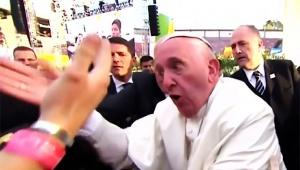 【憤怒】ローマ法王がマジでブチギレ激怒「おい! 自分勝手はやめろ!!!!!!!!!!!!!!!!!!!!」