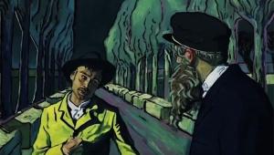 【衝撃】世界が大絶賛する「ゴッホの絵画をアニメーション化した動画」が話題 / 今までにない新たな感動