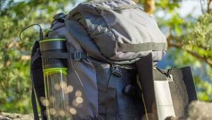 【革命】歩いてるだけで水を作り出すボトル「Fontus Airo」が2017年4月に発売決定! 自転車にも装着可能