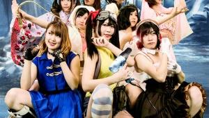 【美人】ファンタジーRPG系アイドルグループ「アトランティス城」が初ワンマンライブ開催決定!