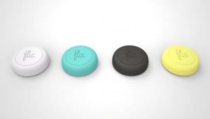 【衝撃】スマホに仕事をさせるワイヤレスボタン「Flic」か革命的 / 凄くシンプルだが凄く便利