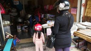 【台湾】100年の歴史あるフライドポテト「炸鹹粿」は金門島だけの味 / 子供も大人もお姉さんも大好き