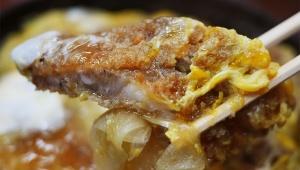 【高知県長岡郡大豊町・嶺北】海外からも客がやってくる山奥の「ひばり食堂」のカツ丼が大人気