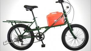 【非常事態時】充電もできて水も運べる自転車「リキシャタンク」がスゴイ! まさに働く自転車