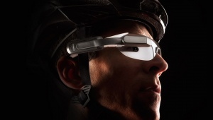 【衝撃】自転車乗り向けスマートグラス「GARMIN Varia Vision」はルックスもイケメンだ