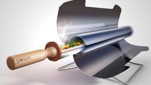 【革命】太陽光だけで調理できるコンロ「GOSUN」がマジすげえ! ガスも電気もいらないぞ