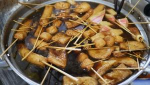 子供よりオトナが喜ぶ「駄菓子屋の静岡おでん」を堪能 / すいの…